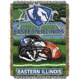Northwest NCAA EIU Panthers HFA Tapestry Throws