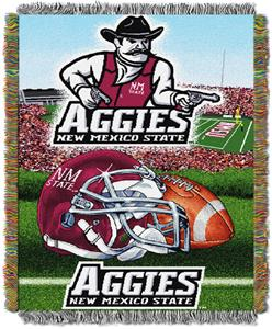 Northwest NCAA NMSU Aggies HFA Tapestry Throws