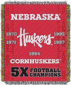 Northwest NCAA Nebraska Huskers Champs Throws