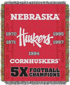 Northwest NCAA Nebraska Huskers Champs Throws