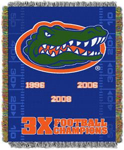 Northwest NCAA Florida Gators Champs Throws