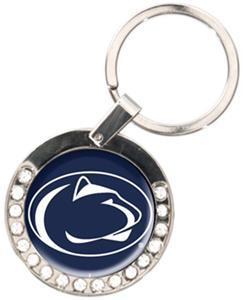 NCAA Penn State Rhinestone Key Chain