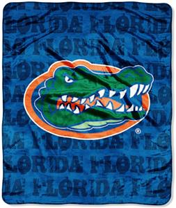 Northwest NCAA Florida Gators Grunge Throws