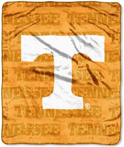 Northwest NCAA Tennessee Grunge Throws