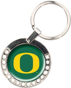 NCAA Oregon Ducks Rhinestone Key Chain