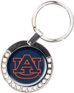 NCAA Auburn Tigers Rhinestone Key Chain