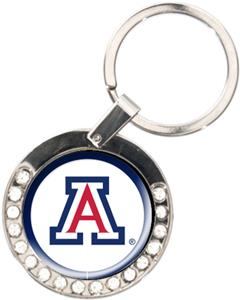 NCAA Arizona Wildcats Rhinestone Key Chain