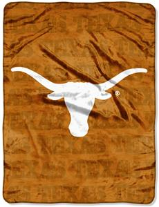 Northwest NCAA Texas Longhorns Grunge Throws