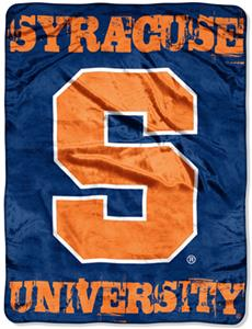 Northwest NCAA Syracuse University Grunge Throws