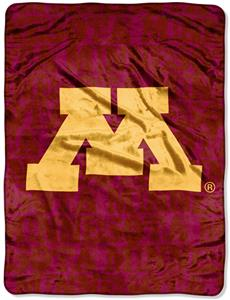 Northwest NCAA Minnesota Grunge Throws