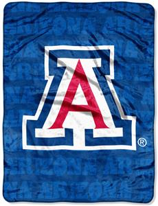 Northwest NCAA Arizona Wildcats Grunge Throws