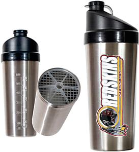 NFL Washington Redskins Stainless Protein Shaker