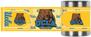UCLA Bruins Stainless Steel Can Holder Hi-Def Wrap