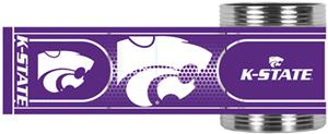 K-State Stainless Steel Can Holder Hi-Def Wrap