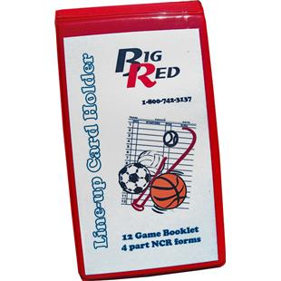 Blazer Athletic Multi-Sport Line-Up Card Holder