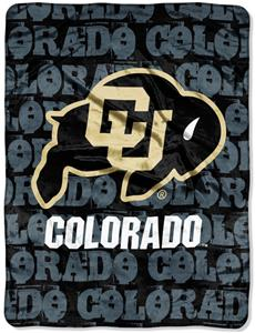 Northwest NCAA Colorado Buffaloes Grunge Throws
