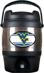 NCAA West Virginia Jumbo Heavy Duty Tailgate Jug
