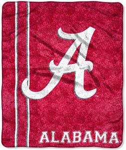 Northwest NCAA Alabama Crimson Tide Sherpa Throws