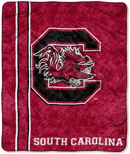 Northwest NCAA South Carolina Sherpa Throws