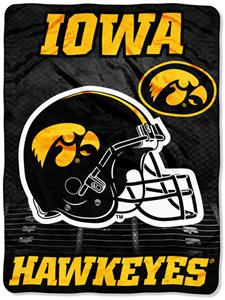 Northwest NCAA Iowa Hawkeyes Overtime Throws