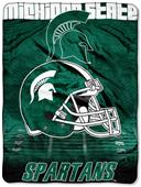 Northwest NCAA Michigan State Overtime Throws