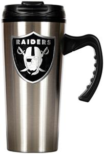 NFL Oakland Raiders 16oz Slim Travel Mug