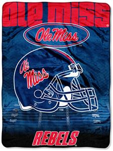 Northwest NCAA Mississippi Rebels Overtime Throws