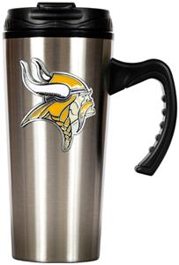 NFL Minnesota Vikings 16oz Slim Travel Mug