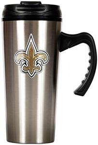 NFL New Orleans Saints 16oz Slim Travel Mug