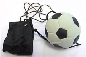 Soccer Ball Wrist Bungee Ball-Closeout