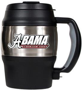 NCAA Alabama Crimson Tide Heavy Duty Insulated Mug