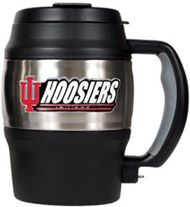 NCAA Indiana Hoosiers Heavy Duty Insulated Mug