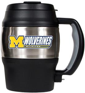 NCAA Michigan Wolverines Heavy Duty Insulated Mug