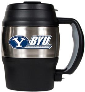 NCAA Brigham Young Cougar Heavy Duty Insulated Mug