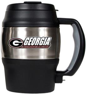 NCAA Georgia Bulldogs Heavy Duty Insulated Mug