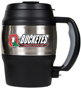 NCAA Ohio State Buckeyes Heavy Duty Insulated Mug