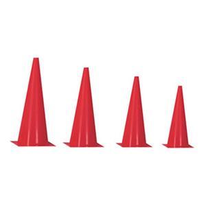 """Champro Plastic Marker Cones - 9"""", 12"""", 15"""", 18"""""""