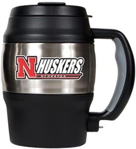 NCAA Nebraska Cornhuskers Heavy Duty Insulated Mug
