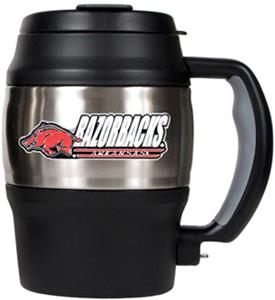 NCAA Arkansas Razorbacks Heavy Duty Insulated Mug