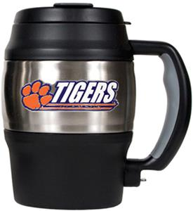 NCAA Clemson Tigers Heavy Duty Insulated Mug