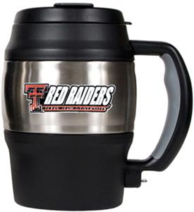 NCAA Texas Tech Heavy Duty Insulated Mug