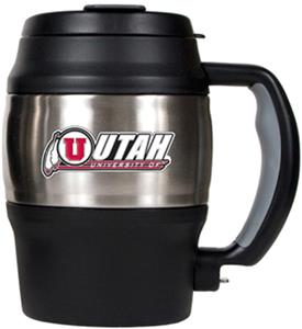 NCAA Utah Utes Heavy Duty Insulated Mug