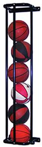 Stackmaster Basketball Wall Storage Rack PE-140