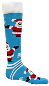 Red Lion Santa Socks - Closeout