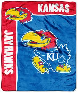 Northwest NCAA Kansas Jayhawks Spirit Throws