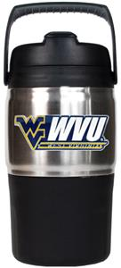 NCAA West Virginia Heavy Duty Beverage Jug