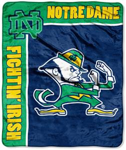 Northwest NCAA Notre Dame Spirit Throws