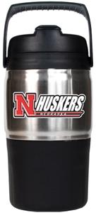 NCAA Nebraska Cornhuskers Heavy Duty Beverage Jug