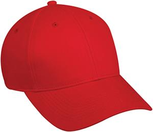 OC Sports Pro Style Cotton Twill Cap