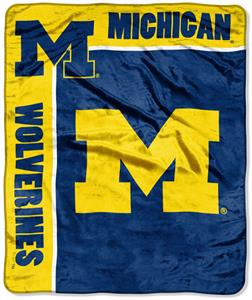 Northwest NCAA Michigan Wolverines Spirit Throws